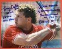 Lenny Dykstra Autographed 11x14 Photo Inscription 3X 2X 1993 Drug Steroid Bring It.jpg