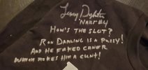 Lenny Dykstra Autographed Inscribed Hows The Slot Tshirt 2.jpg
