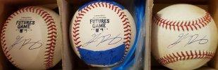Grayson Rodriguez Autographed Baseballs.jpg